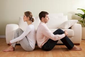 le dinamiche nella crisi di coppia
