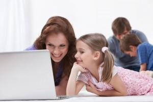 i bambini e la tecnologia nella società di oggi