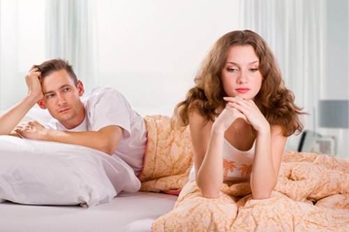 I problemi sessuali nella coppia